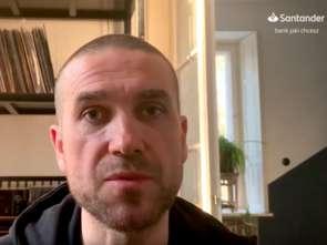Marcin Dorociński będzie reklamował Santander Bank [wideo]