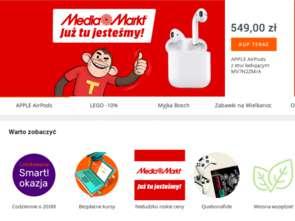 Media Markt wchodzi na Allegro