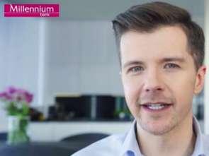 """Bank Millennium także z reklamą """"bez wychodzenia z domu"""" [wideo]"""