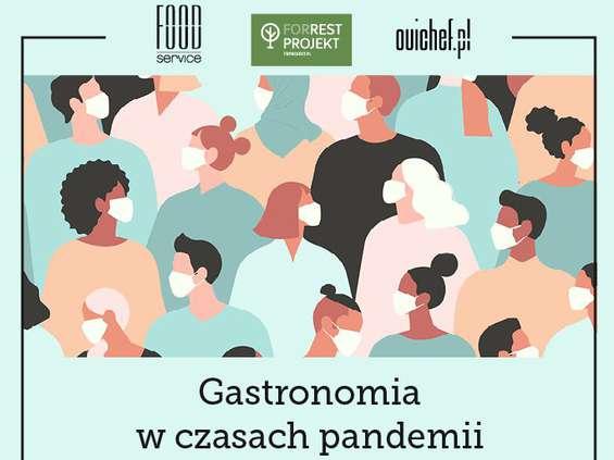 OuiChef.pl, Food Service i For Rest Projekt ze wsparciem dla gastronomii