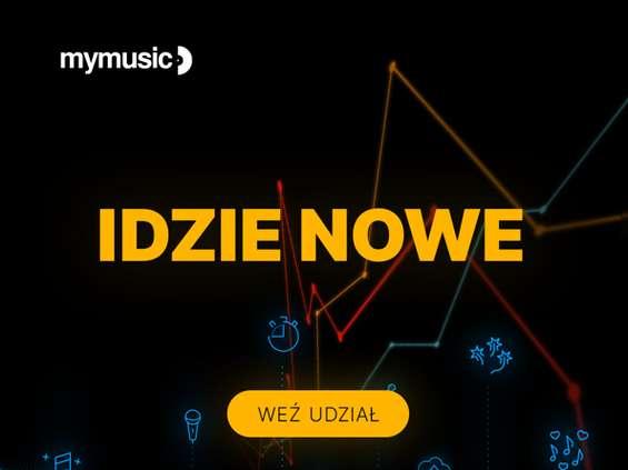 MyMusic rusza z teaserową kampanią