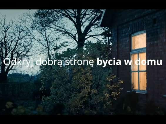 IKEA eksponuje dobre strony bycia w domu [wideo]