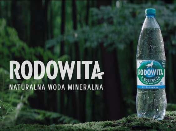 Rodowita z Roztocza: nowa marka wody mineralnej [wideo]