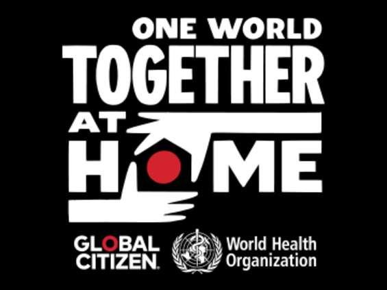 Artyści łączą siły w akcji One World: Together At Home [wideo]