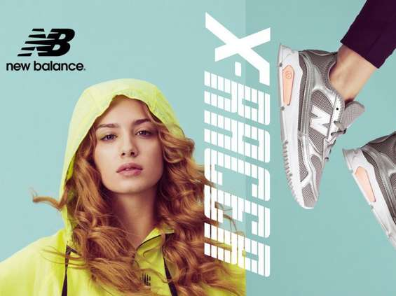 New Balance promuje model X-Racer