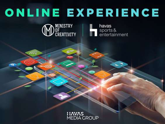 Havas Media Group i Ministry of Creativity z ofertą Online Experience