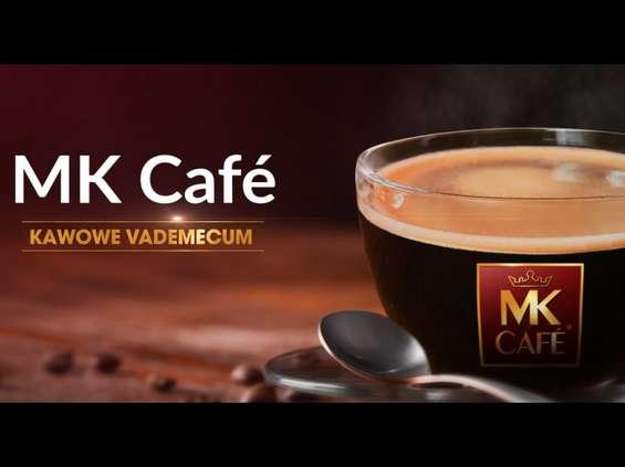 """MK Cafe z nową kampanią """"Kawowe vademecum"""" w kwietniu [wideo]"""