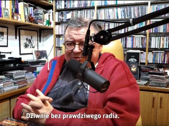 Wojciech Mann reklamuje piwo Tyskie [wideo]