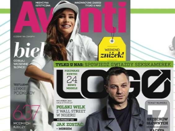 """Agora zamyka """"Avanti"""" i """" Logo"""", zwalnia pracowników"""