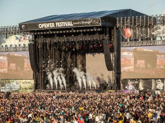 Open'er przeniesiony na przyszły rok
