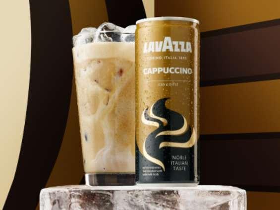 Lavazza wprowadza linię kaw we współpracy z PepsiCo