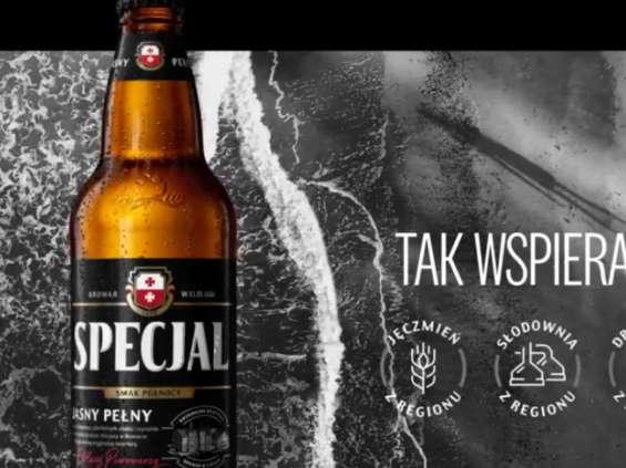 Rusza kampania piwa Specjal [wideo]