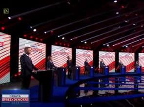 4,6 mln widzów oglądało debatę prezydencką w TVP [wideo]
