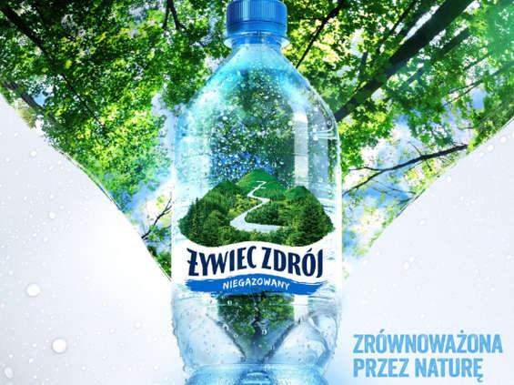 Żywiec Zdrój z całkowicie nową odsłoną klasycznej wody niegazowanej