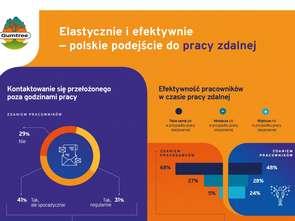 Jak polscy pracownicy i pracodawcy patrzą na pracę zdalną?