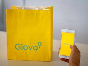 Milion użytkowników aplikacji Glovo w Polsce