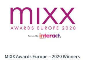 Mixx Awards Europe 2020: dziewięć nagród dla polskich agencji [wideo]