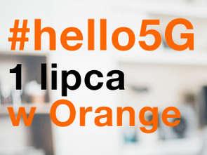 """Orange dołącza do wyścigu o """"5G"""""""