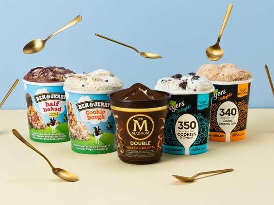 Unilever dowiezie lody ... do domu