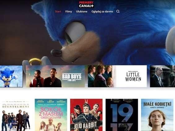 Premiery Canal+: rusza ogólnodostępny serwis VoD