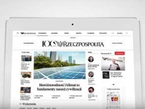"""""""Rzeczpospolita"""" świętuje 100-lecie [wideo]"""