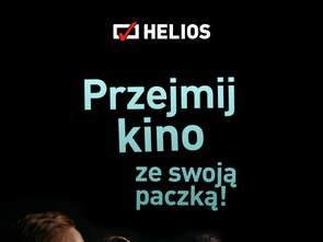 Sieć kin Helios rusza z seansami prywatnymi