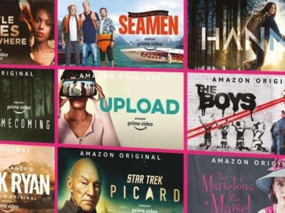 Telekomy chętnie promują Netfliksa i Amazon Prime Video