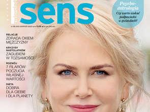 """Magazyn """"Sens"""" z nowymi cyklami tematycznymi"""