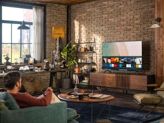 Samsung chwali się wykorzystaniem smart TV w Polsce