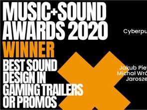 Juice Sound wygrywa na Music+Sound Awards 2020