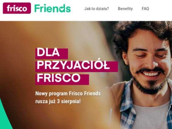 Frisco.pl z nowym programem lojalnościowym