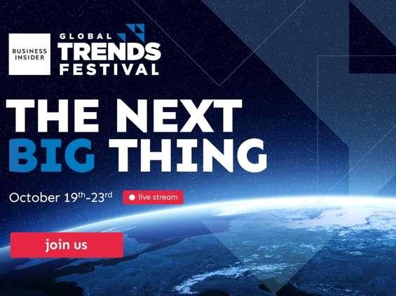 Business Insider Global Trends Festival w tym roku w całości online [wideo]