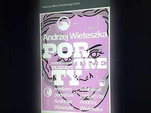 Portrety Andrzeja Wieteszki na ekranach Warexpo