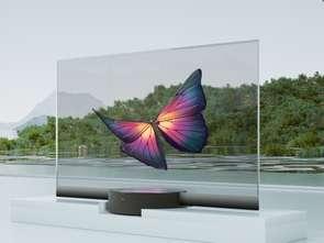 Xiaomi wprowadza całkowicie przezroczysty telewizor
