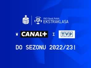 Canal+ i TVP z prawami do meczów Ekstraklasy w kolejnych sezonach