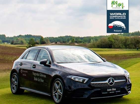 Mercedes-Benz klasy A jedną z nagród w turnieju WCGC Poland 2020
