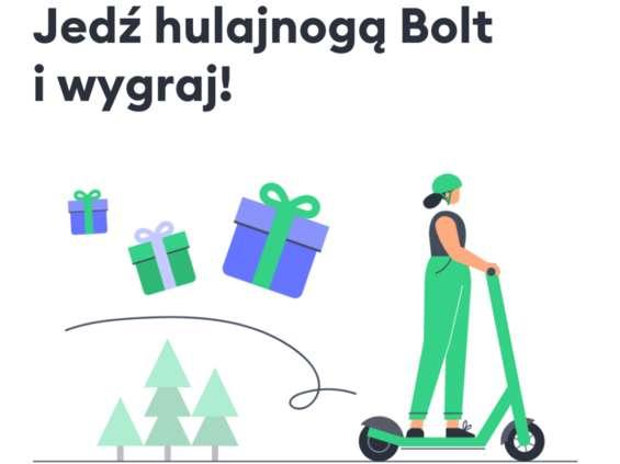 Bolt rozpoczyna Hulaj Challenge