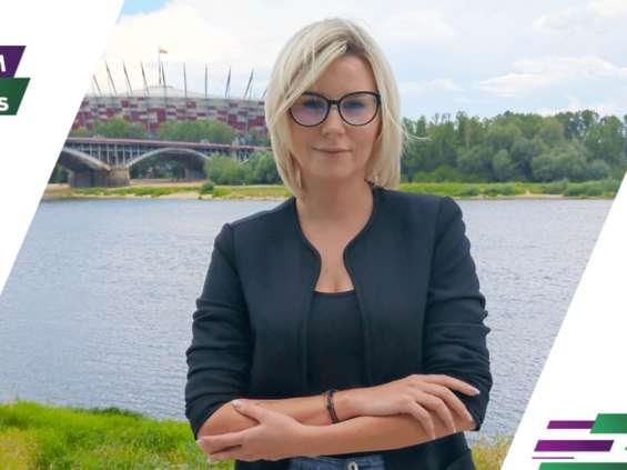 Milena Niedziela w agencji Arskom Sport Brokers