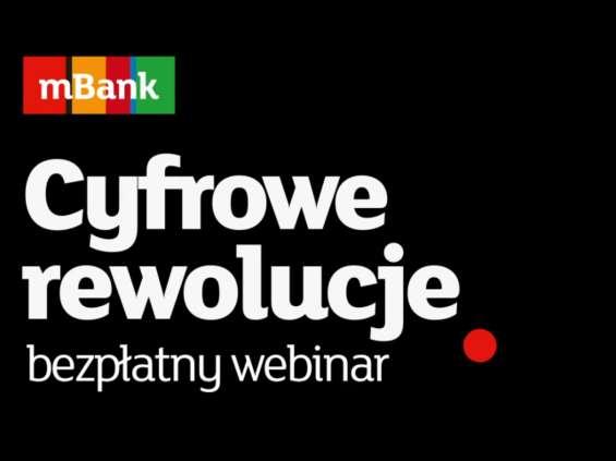 Cyfrowe rewolucje: bezpłatne webinaria dla przedsiębiorców [wideo]