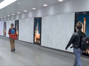 Screen Network z siecią ekranów na dworcach kolejowych [wideo]