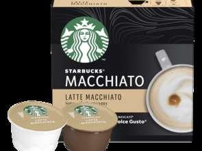 Nestle umożliwia przyrządzenie kawy Starbucks w domu