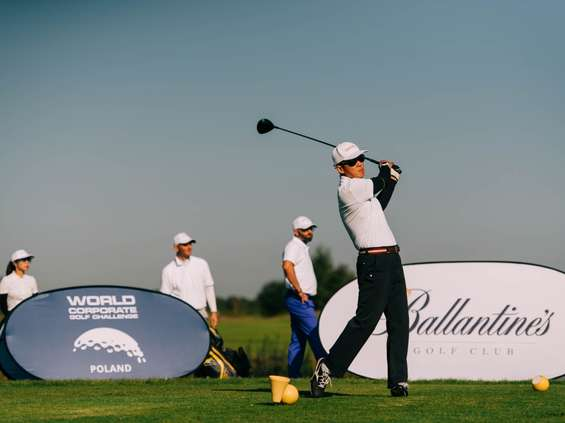 Turniej golfowy WCGC Poland 2020 - fotorelacja