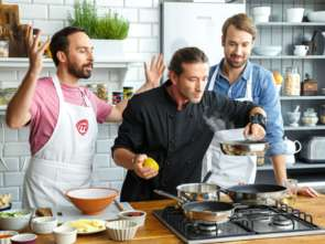 Zwycięzca MasterChefa promuje gotowanie z Netto