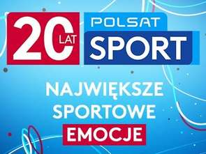 Nie mamy białej flagi [20-lecie Polsat Sport]
