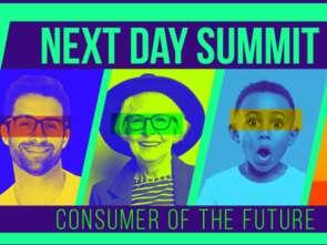 Przedstawiciele BNP Paribas, Google, Huawei, Starcomu i VMLY&R na konferencji Next Day Summit
