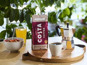 Costa Coffee wprowadza nowe warianty kaw w wersji do domu