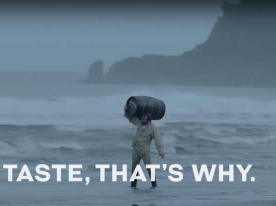 "Jameson powraca ze spotem ""Lost Barrel"" [wideo]"