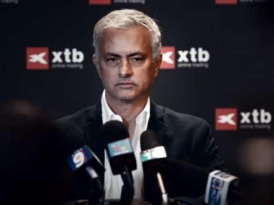 José Mourinho w globalnej kampanii brokera XTB  [wideo]
