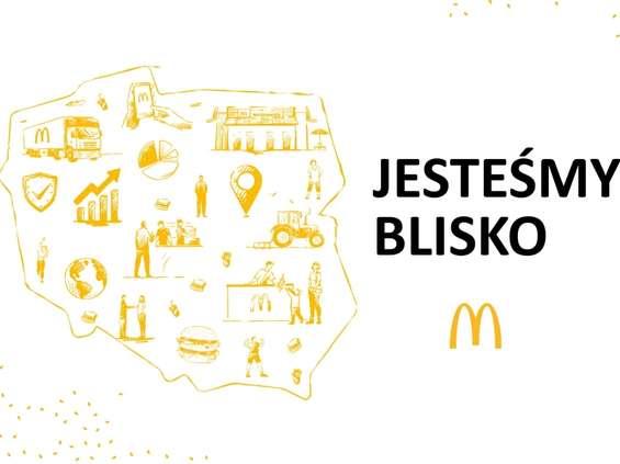 Globalna marka z lokalną perspektywą - raport McDonald's