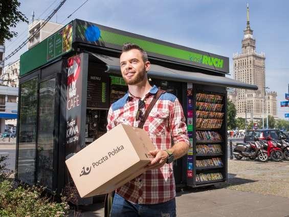 Poczta Polska za dwa lata chce mieć 2 tys. paczkomatów